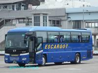エスカルゴバス 4783 - 注文の多い、撮影者のBLOG