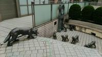 高岡の銅像 - たまには描きます