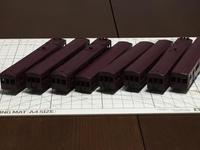 阪急京都線5300系の製作(その1) - マルコの大冒険Nゲージ鉄道模型編(by tabi-okane)