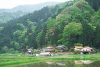 新緑キャンプ⑤ 桝水高原まで - グル的日乗