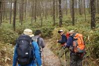 師匠、トノ、ウサ吉のはじめてのおやま 八ヶ岳硫黄岳温泉ツアー! - [YOC]山おやじブログ