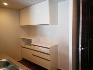 キッチン収納工事 - 千葉内装リフォーム・外壁塗装のライズホームスタッフ日記