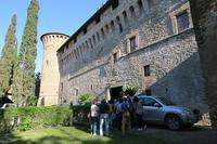 マルタ騎士団古城訪問と空き巣対策ミジャーナ宿泊 - ペルージャ発 なおこの絵日記 - Fotoblog da Perugia