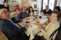スポレートで祝う母の日、イタリア - ペルージャ発 なおこの絵日記 - Fotoblog da Perugia