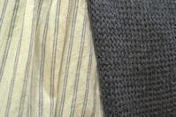 Vlas Blomme::Gentry Linen×Stripe - JUILLET