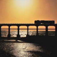 夕焼け - ゆる鉄旅情