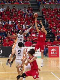 vs 仙台 #3 - gow!! 富山グラウジーズ