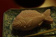藤江屋分大の「めで鯛もなか」 @明石 - たんぶーらんの戯言