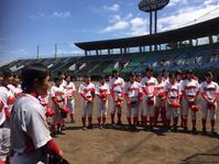 5月28日(日)練習試合 タイムスケジュール - 中学女子野球選抜チーム  千葉マリーンズ