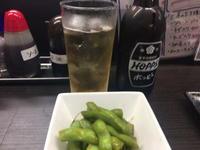 昭和な地下の酒場にて - 実録!夜の放し飼い (横浜酒処系)