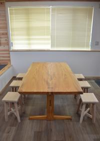 木の家具 - 工房だより