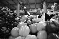 野菜屋のおばちゃん - 二勝三敗