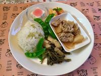 ふき御飯のワンプレートと島根 - カフェ気分なパン教室  ローズのマリ