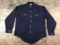 5月17日(水)大阪店ヴィンテージ&スニーカー入荷!#5 VintageWork Part2編!DenimWorkShirt&ChambrayShirt!! - magnets vintage clothing コダワリがある大人の為に。
