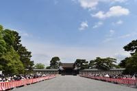 平安装束が綺麗でしたよ(^-^) 葵祭 京都 - Field to support your life 京都一景