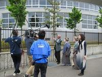 「戸板のみなさんこんにちは」撮影 来月1日から放送 - 金沢市戸板公民館ブログ