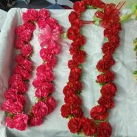 キャロル先生マザーズデーワークショップ - manmaru Ribbon ~ Pili aloha Lei Making ~