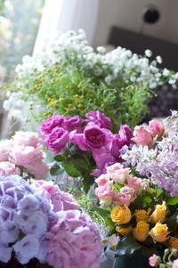 母の日フラワーギフトのご報告&花材紹介 - le jardinet