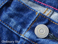 ordinary fits [オーディナリー フィッツ] 5POCKET ANKLE DENIM used wash 1YEAR [OM-P020] - refalt   ...   kamp temps