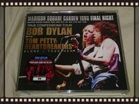 BOB DYLAN with TOM PETTY AND THE HEARTBREAKERS / MADISON SQUARE GARDEN 1986 FINAL NIGHT - 無駄遣いな日々