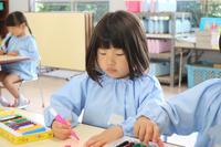 バック作り(ばら) - 慶応幼稚園ブログ【未来の子どもたちへ ~Dream Can Do!Reality Can Do!!~】