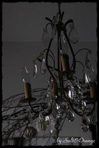 chandelier、、、✨ - Salt&Orange時々Pepper