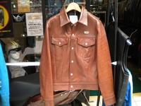 Lewis Leathers Western JKT Light brown#988 - 注意!基本 投稿しっぱなしで仕様・価格等は投稿時の内容です。