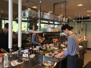 ホームページ作成中 - 料理人の休日