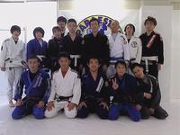 中井先生、特別クラス - 六三四の柔術日記