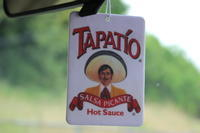 TAPATIO AirFreshener入荷しました! - Knotts Berry  open 準備!