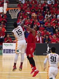 vs 仙台 #4 - gow!! 富山グラウジーズ