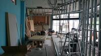 『おむすび屋さん』のリノベーション工事が始まりました。#店舗はテンポよく♪ - Nao-Log