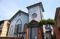日本基督教団根津教会 - Anthology -まちの記憶-