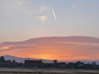 朝の空 - トムジーのつぶやき3