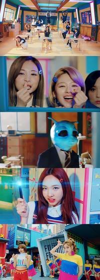 "TWICE、新曲「SIGNAL」MV公開""ビビビダンス""で早くも連続ヒットの予感 - Niconico Paradise!"