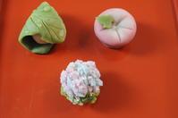 6月の和菓子作り - Chamomile