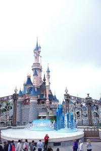 [201705DisneylandParis]1日目 #3 Happy Anniversary Disneyland Paris - Ruff!Ruff!! -Pluto☆Love-
