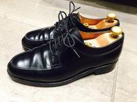 【John Lobb】 BARROS 質実剛健 - 銀座三越5F シューケア&リペア工房<紳士靴・婦人靴・バッグ・鞄の修理&ケア>