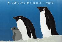 「さっぽろペンギンコロニー2017」と「器に鳥」。 - 陶房呑器ののんびり日記
