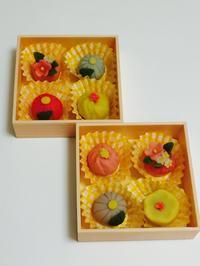 上達の近道! - 簡単電子レンジで作れる和菓子 鳥居満智栄の和菓子日和