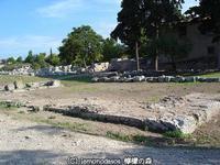 古代コリントスのヘラ・アクライア神殿 - 日刊ギリシャ檸檬の森 古代都市を行くタイムトラベラー
