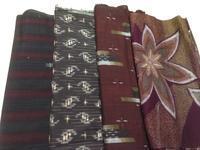 古布使用の注意点 - 林サヨコ創作キルトの世界