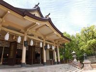 湊川神社 茶会 - 月下逍遥