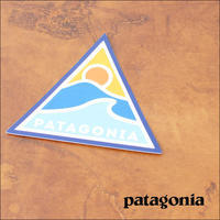 patagonia [パタゴニア正規代理店] 三角 ROLLING THRU STICKER [92072] - refalt   ...   kamp temps