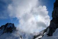 焼岳早春 - 思い出を残して歩け。