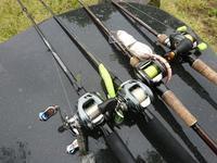 5月6日釣行、疲れ果てた先に…in木場潟 - ハム蔵の石川県バス釣り日記