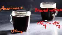 珈琲のカフェイン量の話 - 幾星霜Ⅱ