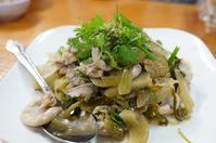 ディープなベトナム料理 「タンハー」ツアーに参加 - 晴れた朝には 改