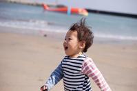 くじらの大ちゃんの砂浜で 平磯海水浴場 - Full of LIFE