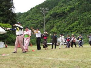 長寿ふれあい健康祭 - 賀名生分校ブログ「青春日和」